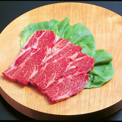 牛バラ焼肉用 159円(税抜)