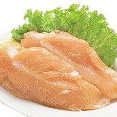 若どりむね肉 498円(税抜)