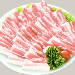 国産豚肉バラ焼肉用 980円(税抜)