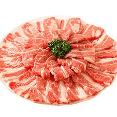 牛バラカルビ(焼肉用)※解凍 168円(税抜)