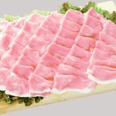 国産豚肉モモ切り落し 78円(税抜)