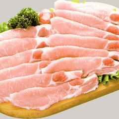 国産豚肉ロース生姜焼用 108円(税抜)