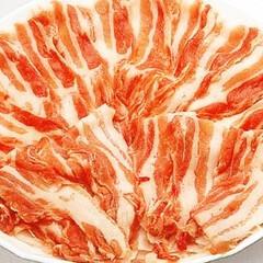 豚バラしゃぶしゃぶ用 98円(税抜)