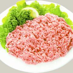 国産豚肉ミンチ 98円(税抜)
