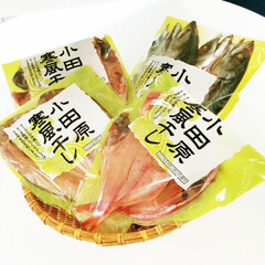 (冷凍)小田原寒風干し 干物 289円(税抜)
