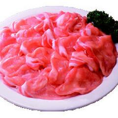 豚ロース肉切落し 118円(税抜)