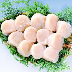 ほたて貝柱(解凍)刺身用 1,000円(税抜)
