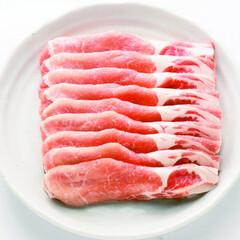 大山町産豚ロース肉 208円(税抜)
