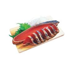 生食用かつおたたきスライス 178円(税抜)