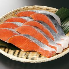 銀鮭甘口(養殖・解凍) 99円(税抜)