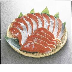 振り塩銀鮭(甘口・解凍・養殖) 98円(税抜)