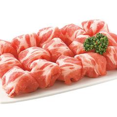 国産豚肉肩ロース切落し 217円(税抜)