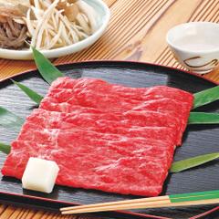 牛すき焼用(モモ・バラ) 1,000円(税抜)