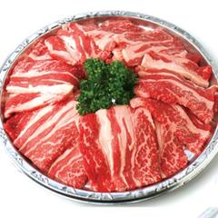 牛バラカルビ焼肉用 777円(税抜)