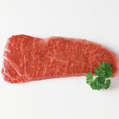 牛肩ロース肉ステーキ用 258円(税抜)