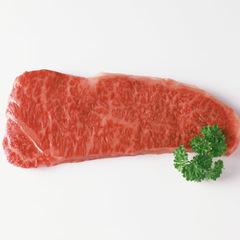牛カタロース ステーキ、厚切りステーキ、厚切りカットステーキ 258円(税抜)