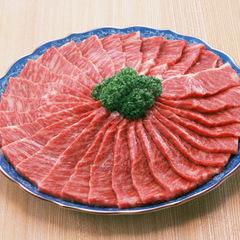 牛肉カタ・バラうす切り 348円(税抜)