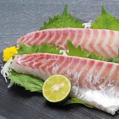 養殖真鯛刺身用片身 798円(税抜)