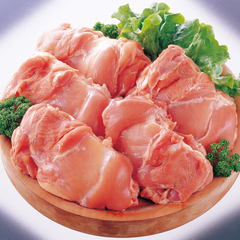 若どりもも肉(解凍) 57円(税抜)