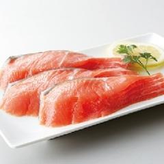 骨取り銀鮭切身(養殖・解凍) 198円(税抜)