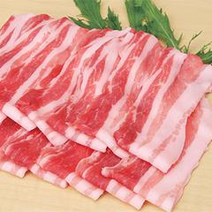 豚肉バラ●うす切り 100円(税抜)