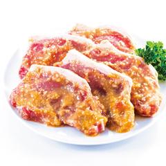 国産豚ロース味噌漬け 1,080円