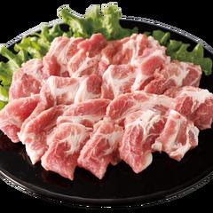 豚肉肩ロース焼肉用 150円(税抜)