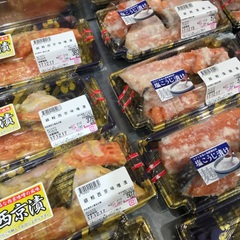 銀鮭(西京味噌漬け) 178円(税抜)