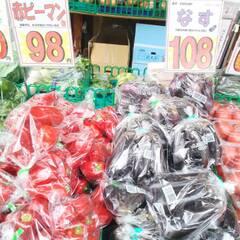 なす 108円(税抜)