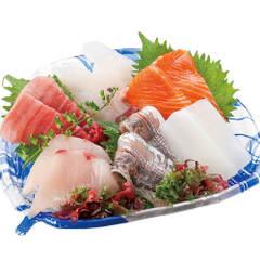刺身盛合せ「瀬戸内の恵み」 980円(税抜)
