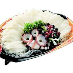 海鮮生たこ(お造り)刺身用 500円(税抜)