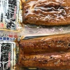 うなぎ長焼き 1,800円(税抜)