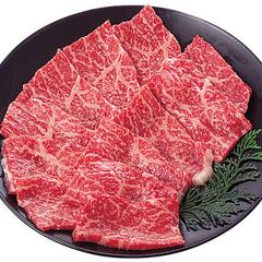 博多和牛モモステーキ用・焼肉用 698円(税抜)