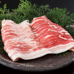 豚バラ肉うす切り 398円(税抜)