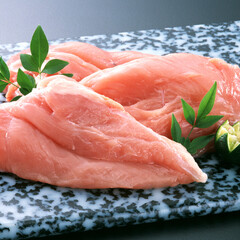 若鶏むね肉 698円(税抜)