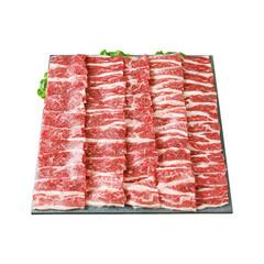 牛バラカルビ焼用 398円(税抜)