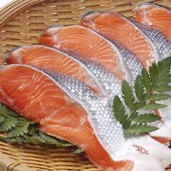 新巻鮭 92円(税抜)