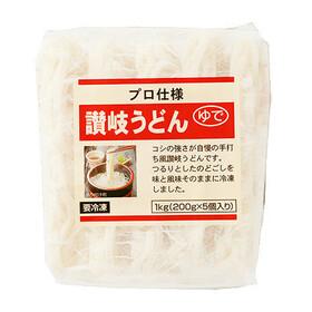 讃岐うどん※冷凍 198円(税抜)