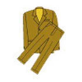 スーツ上下 1,200円(税抜)