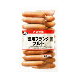 徳用フランクフルト 462円(税込)