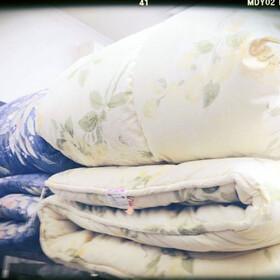 綿・羊毛 布団 温水丸洗い 4,600円(税抜)