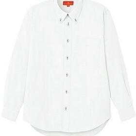 ワイシャツ立体(白) 105円(税抜)