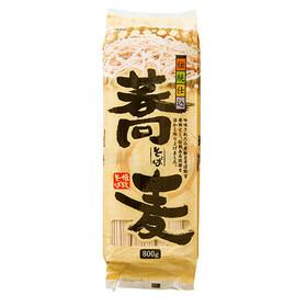 伝統仕込みそば 198円(税抜)