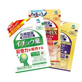 小林製薬 サプリメント各種 20%引