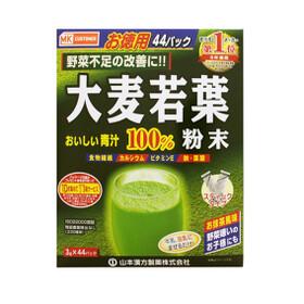 大麦若葉粉末100% 897円(税抜)