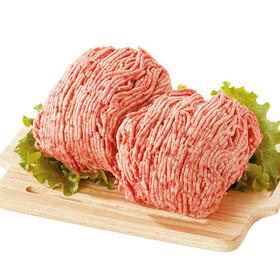 豚挽肉※解凍 78円(税抜)