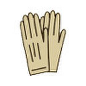 手袋 760円(税抜)