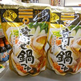 寄せ鍋つゆ 258円(税抜)