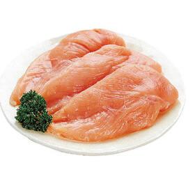 鶏ムネ正肉 39円(税抜)
