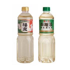 みりん風調味料新味料・料理酒 147円(税抜)